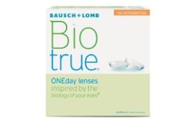 Biotrue Oneday Lenses