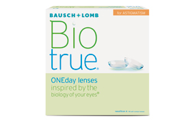 Biotrue Oneday Lenses
